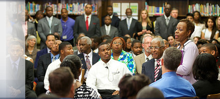 Link to My Brother's Keeper Roundtable blog post