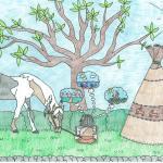 Mongolian Children Exhibit 11-13-07