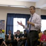 Secretary Duncan Visits North Carolina