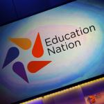 """Secretary Arne Duncan at the NBC News """"Education Nation"""" Summit in New York."""