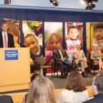 Secretary Duncan announces $500 million investment in early learning