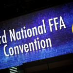 Secretary Arne Duncan delivered the keynote address at the FFA National Conventi