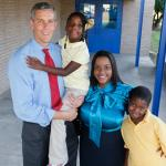 Secretary Duncan visits Louisiana Federation of Teachers meeting