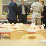 Secretary Arne Duncan visited Marine Corps Air Station Miramar.