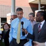Secretary Duncan at NYSUT Headquarters