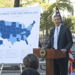 Secretary Arne Duncan announced that 21 nonprofit organizations and institutions