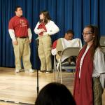 Flint Youth Theatre students perform.