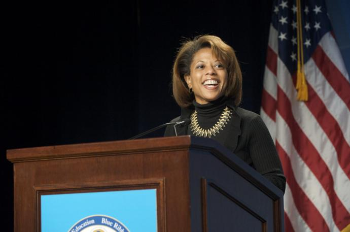 Melody Barnes, the President's Domestic Policy Advisor