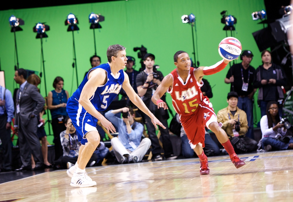 NBA All-Star Celebrity Game Players Who Can Really Ball ...