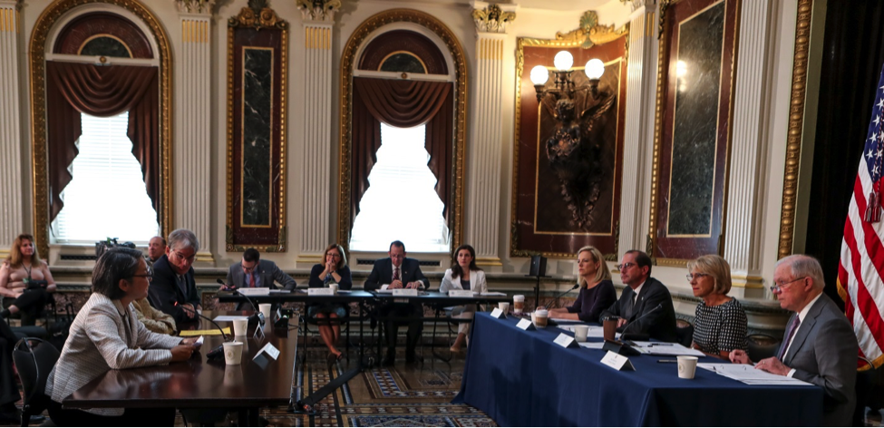 Us Departments Of Education And Health >> Readout Of School Safety Meeting On The Integration Of Behavioral