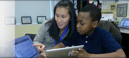 Link to Supporting Educators to Innovate Through Technology blog post